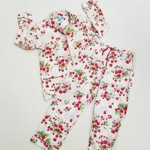 Nick and Nora pajama set medium